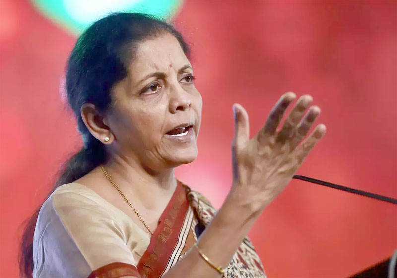 Differences between India, China should not become disputes: Nirmala Sitharaman