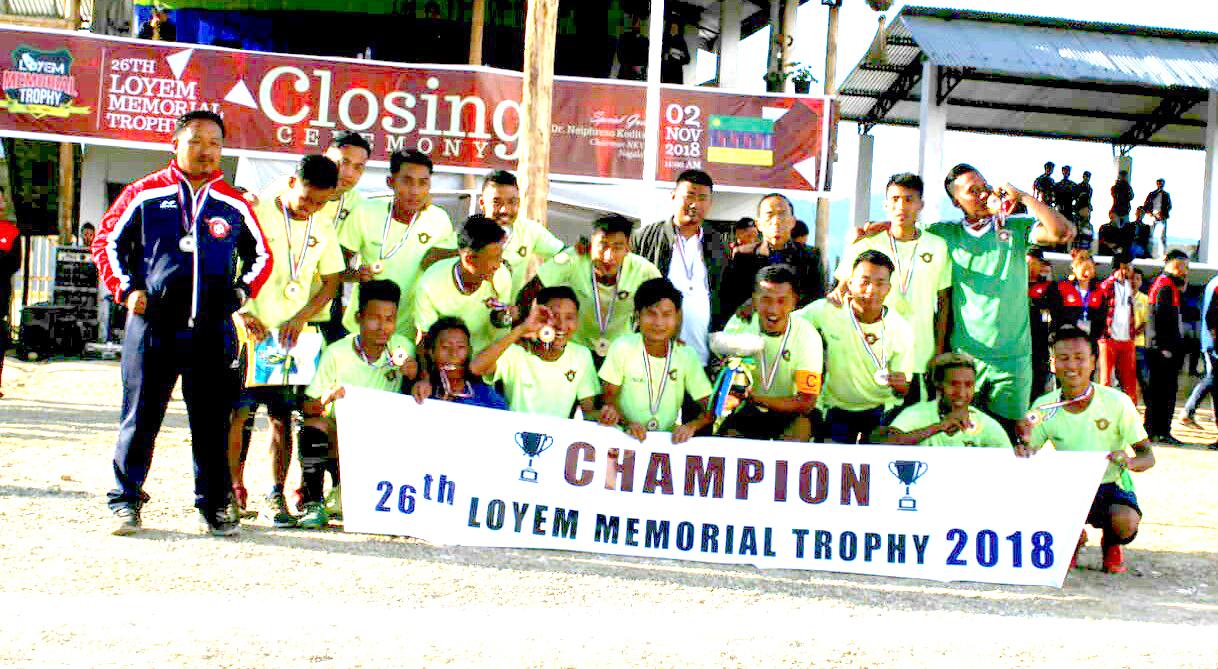 Nyenshen FC