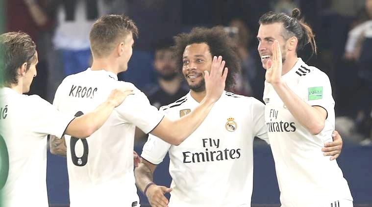 Bale hat trick