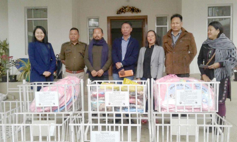 Dimapur gets 'Cradle of Hope'  for unwanted newborns