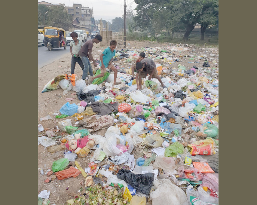 Clean Dimapur initiative misses the mark