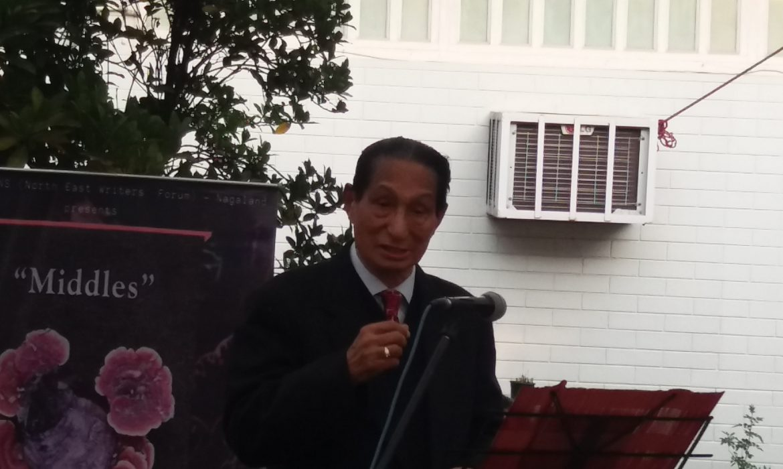Naga society has totally collapsed: Dr S C Jamir