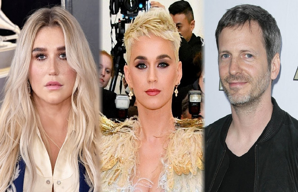 Katy Perry feared to defended Dr Luke in Kesha battle
