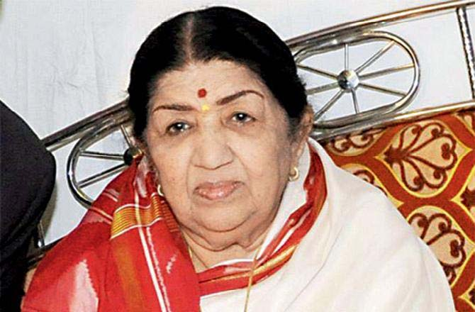 Lata Mangeshkar doing 'much better now', confirms niece