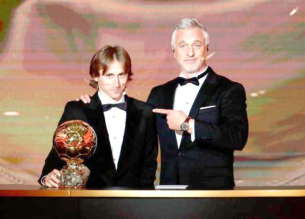 Luka Modric wins