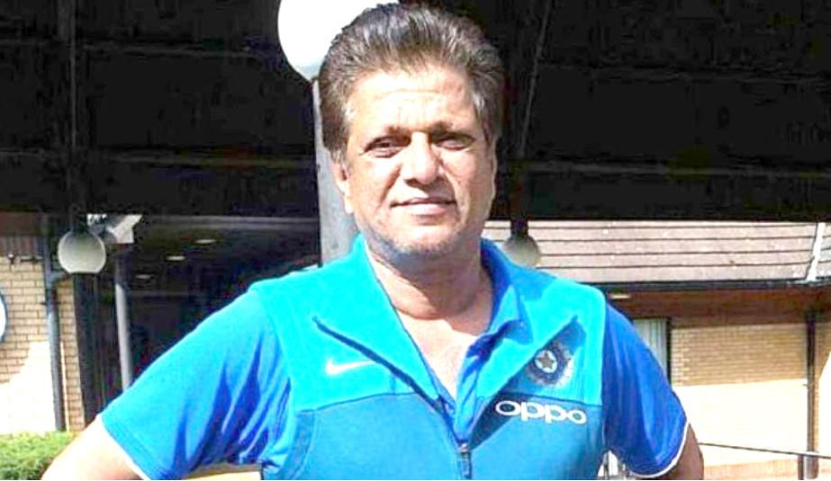 cricketer WV Raman