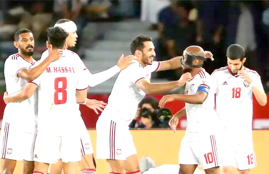 India lose 0 2 to UAE