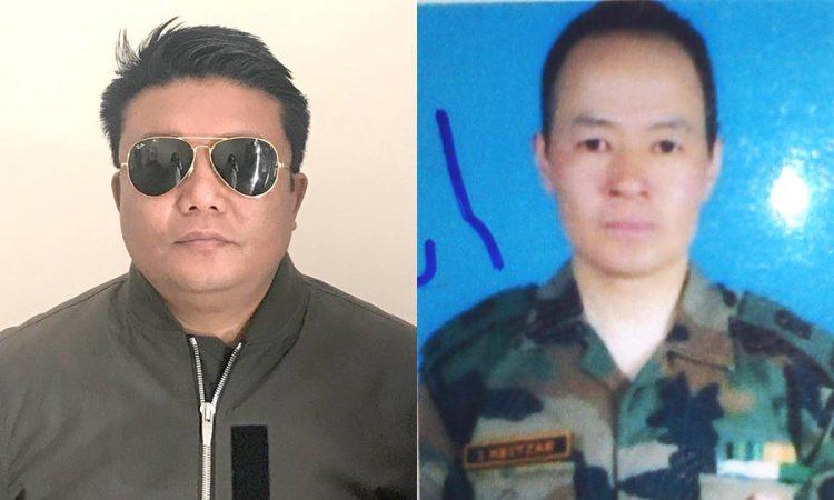 Naga officers