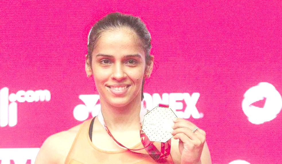 Nehwal claims Indonesia Masters