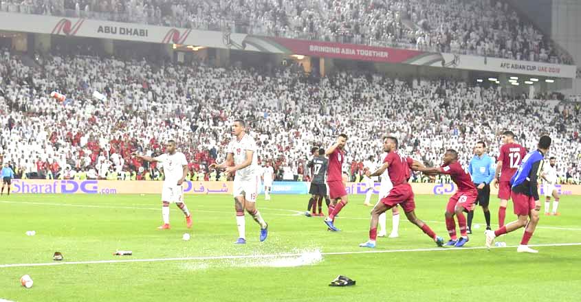 Qatar reach