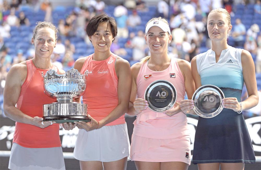 doubles title