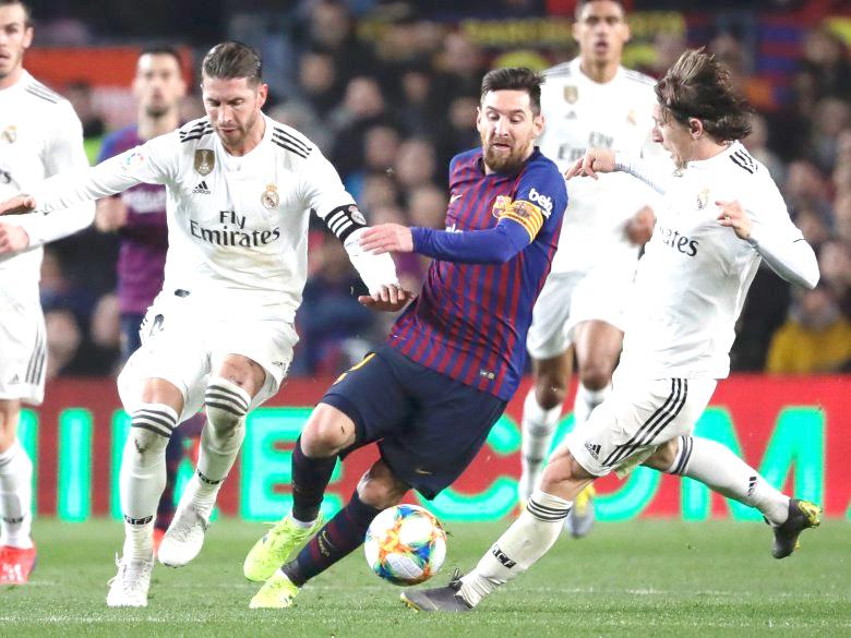 Copa del Rey semifinal