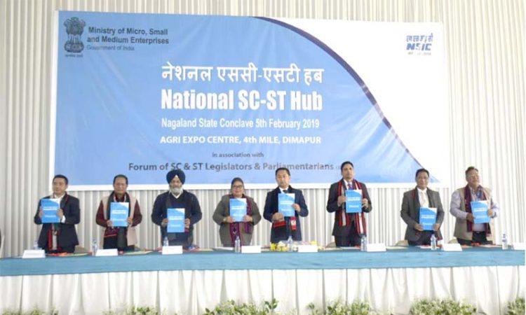 Imnatiba SC ST Hub