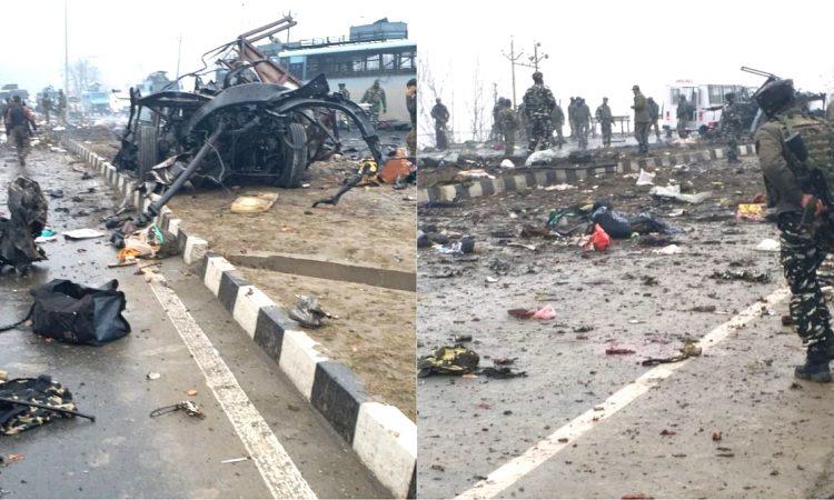 Kashmir CRPF attack