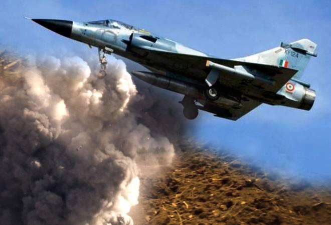 Indian air strike destroys JeM camp in  Pakistan, around 350 terrorists killed
