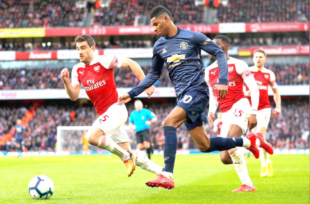 Arsenal end Ole Solskjaer's run