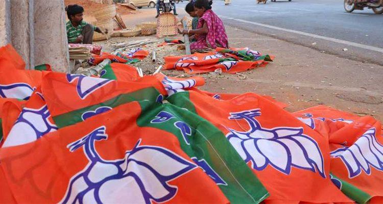 BJP against