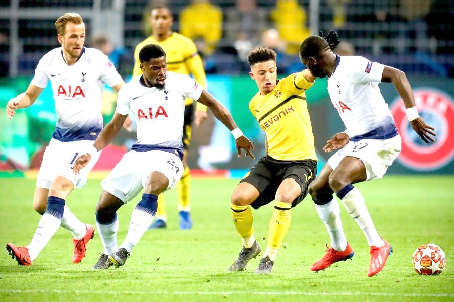Harry Kane fires Spurs