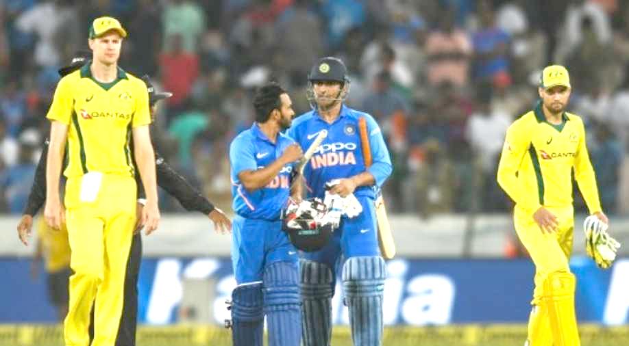 India beat Australia