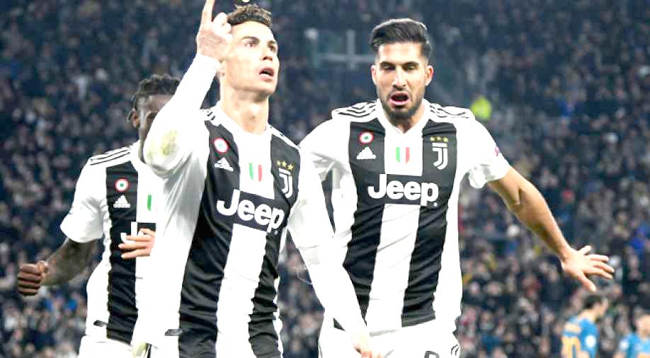 Ronaldo lifts