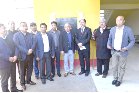 building inaugurated