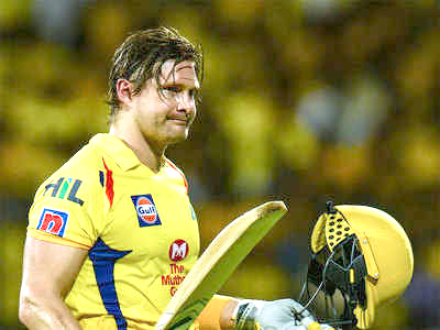 Watson helps Chennai