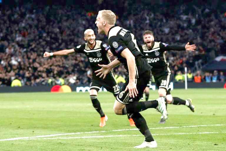 Ajax defeat