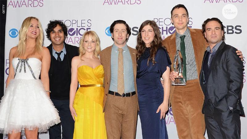 Hugs, tears mark taping of final The Big Bang Theory episode