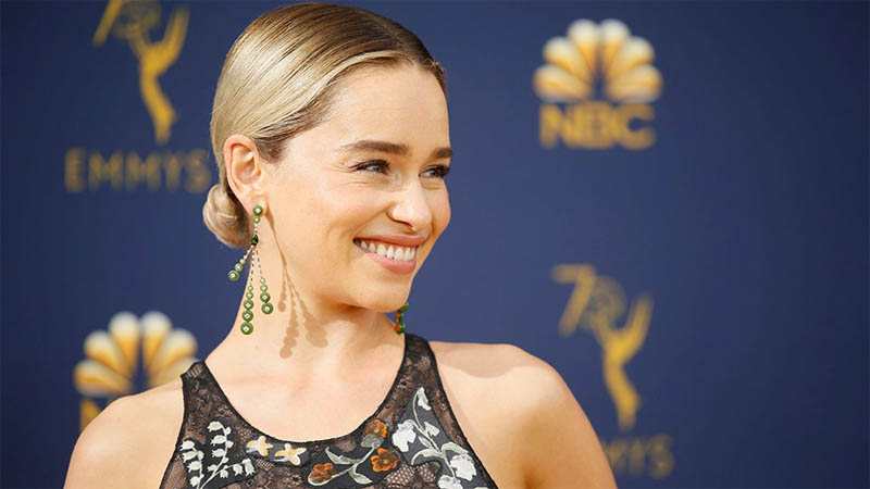 Emilia Clarke Writes A Heartfelt Thank You Note As GoT ...