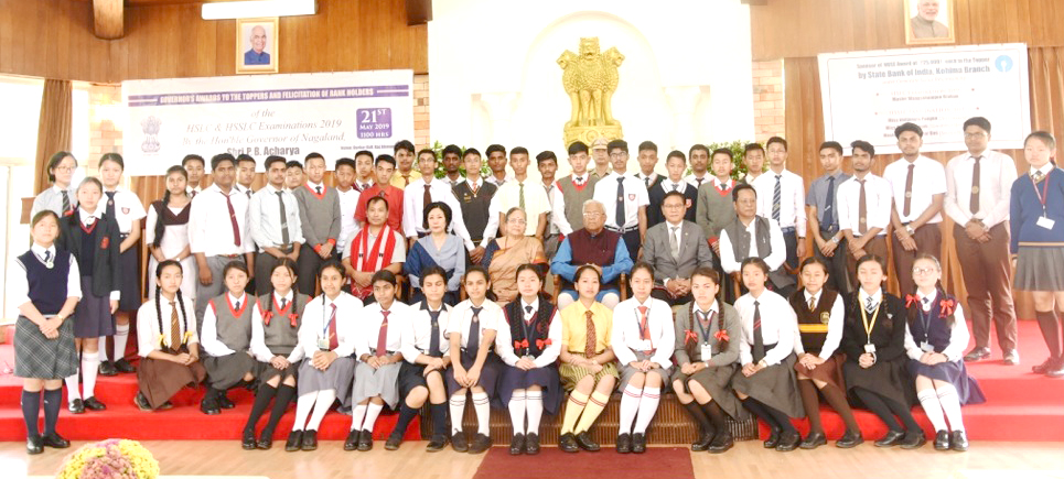 Governor with HSLC topper
