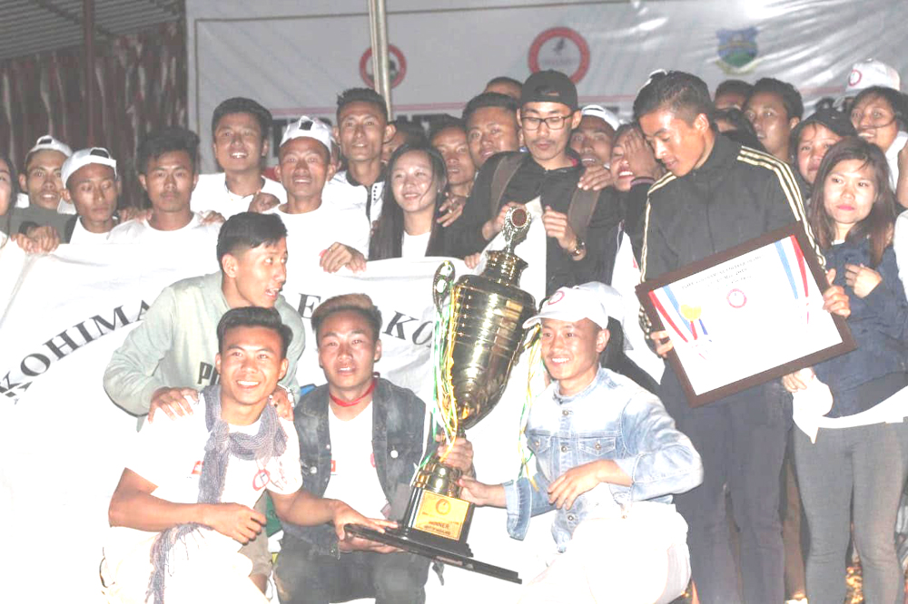 KCK overall champion