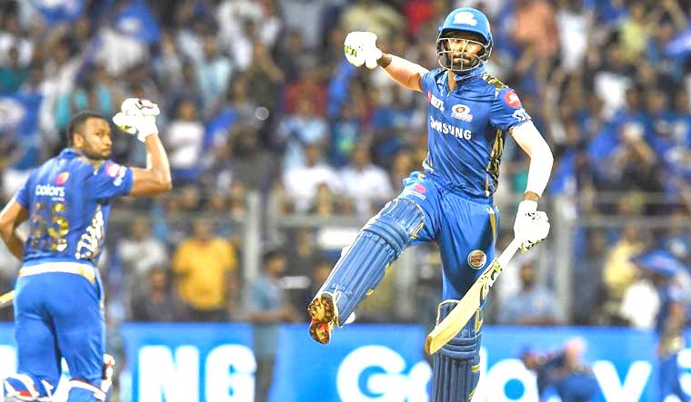 Mumbai Indians beat Sunrisers
