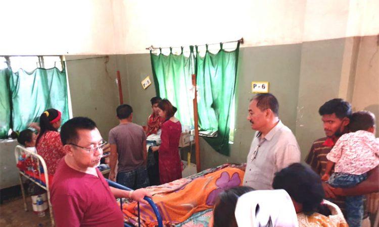 Pangnyu civil hospital