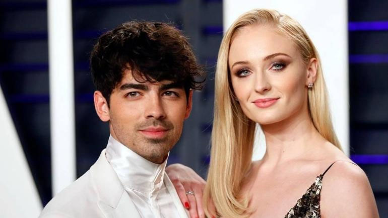 GoT star Sophie Turner ties the knot with Joe Jonas