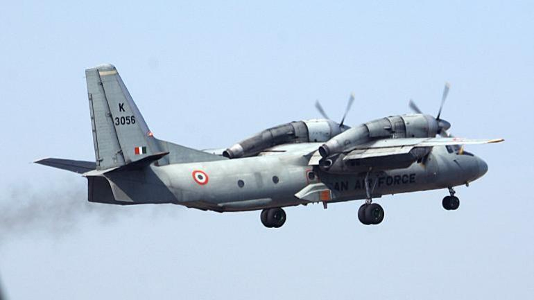 Wreckage of AN 32 aircraft  found in Arunachal