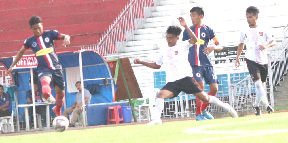 Kohima Football League