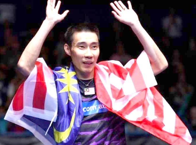 Lee Chong Wei retires