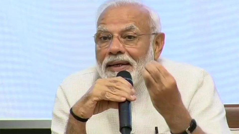 Modi asks top bureaucrats to  prepare 5-year plan for each ministry