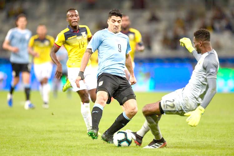 Uruguay crush