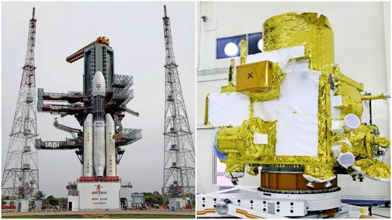 Chandrayaan-2 to be launched today