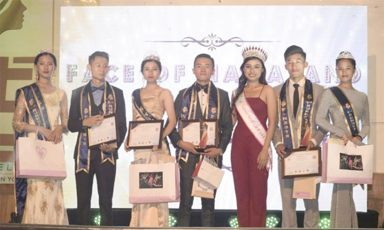 Face of Nagaland winners