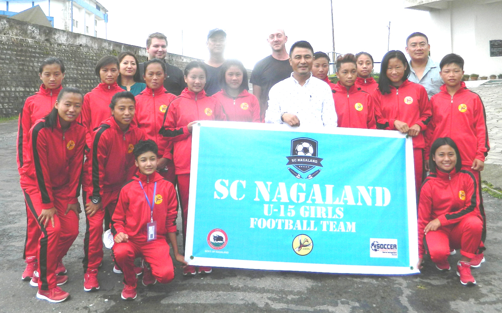 Nagaland football