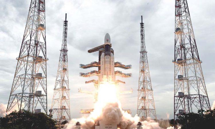 chandrayan 2 launch