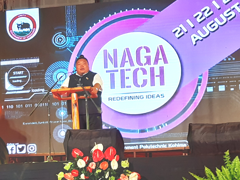 Technical education will transform the  outlook of Nagaland: Minister Along