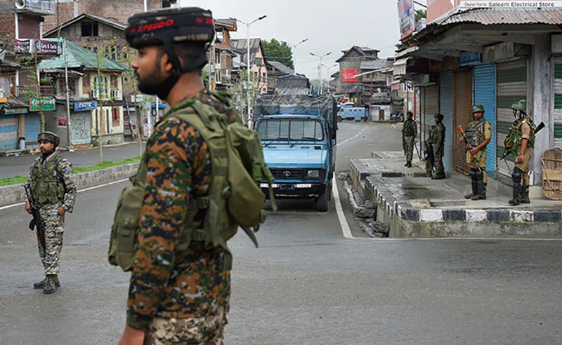 Centre's 4-point blueprint for  long-term calm in J&K