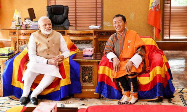Modi Bhutan PM