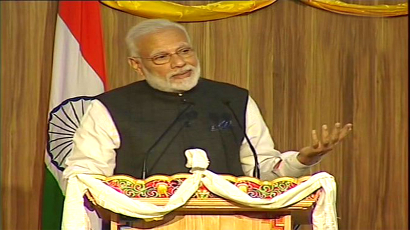 India witnessing historic transformation: PM Modi