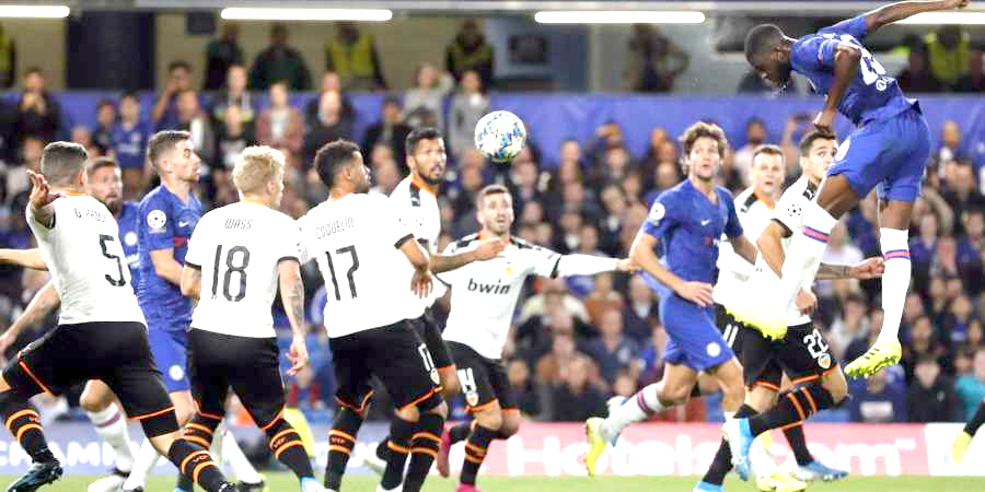 Chelsea pay penalty