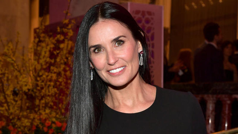 Rape at 15 to miscarriage: Demi Moore  in new memoir