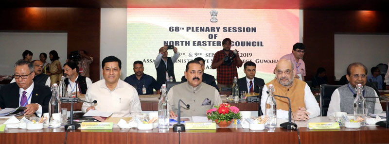 Funds for NE not adequate, say Governors, CMs